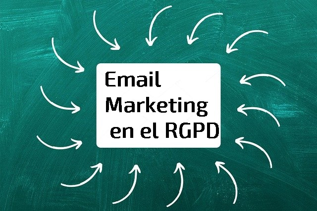 Email Marketing en el RGPD